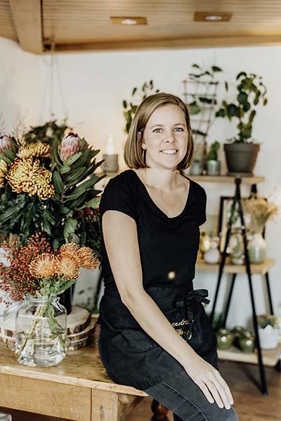 Inhaberin dein Blumenstrauss